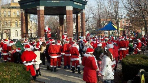 RED DAWN: SantaCon 2015 Invades Ho-Ho-Hoboken — SATURDAY
