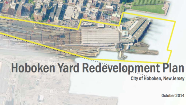 City Council Seeks Input on Hoboken Rail Yard Redevelopment