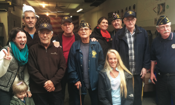 SUPPORT THE TROOPS: Fundraiser for Hoboken American Legion Post 107's Initiative to House Homeless Veterans — SATURDAY, APRIL 8th