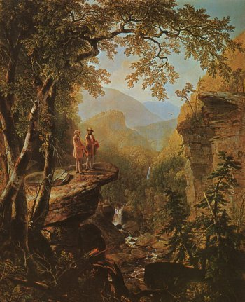 """Kindred Spirits"" — Asher Brown Durand"