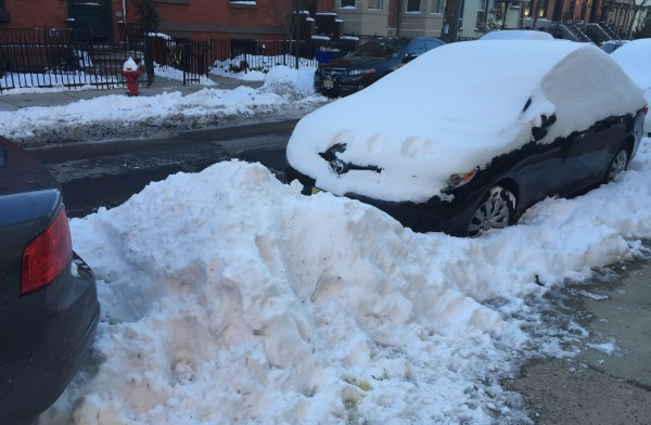 Can You Dig It? Hoboken Snow Removal Underway