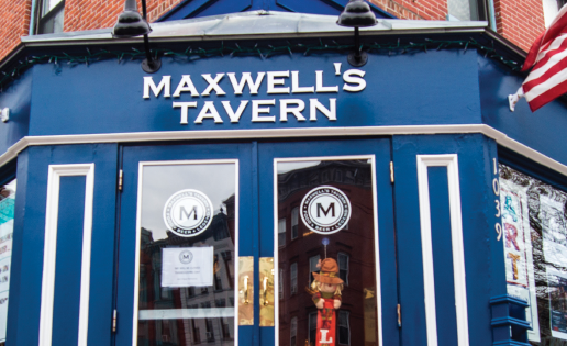 So… What's REALLY Going On Maxwell's?