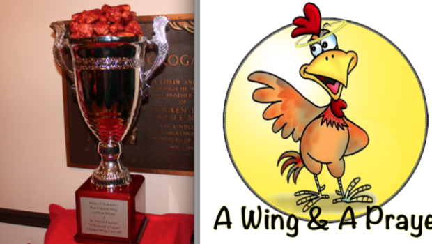 """A Wing & A Prayer"" Chicken Wing Cook-Off to Benefit St. Francis Hoboken THIS SATURDAY"