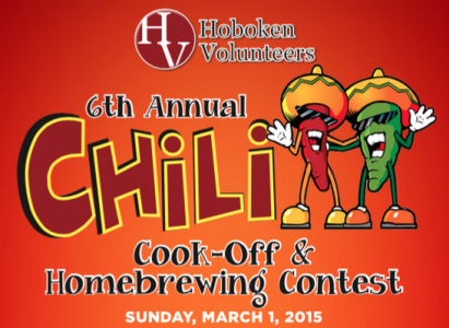 Hoboken Volunteers Chili Cookoff & Home Brew Contest