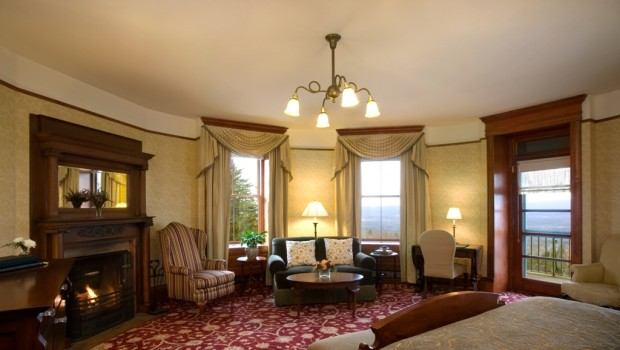 Victorian Tower Room - Jim Smith Photography