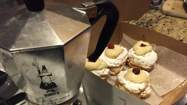 San Giuseppe Zeppole: Celebrating St. Joseph's Day in Hoboken