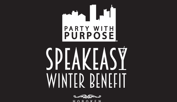 Party With Purpose Speakeasy Winter Benefit THIS THURSDAY at Lulu's in W Hotel