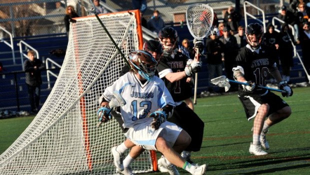 Stevens Lacrosse Tangles with #1 Tufts Today at Noon