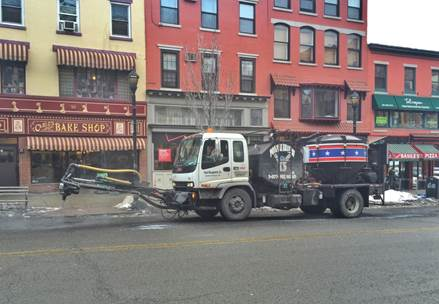 Hoboken Hires Contract Killer to Whack Potholes