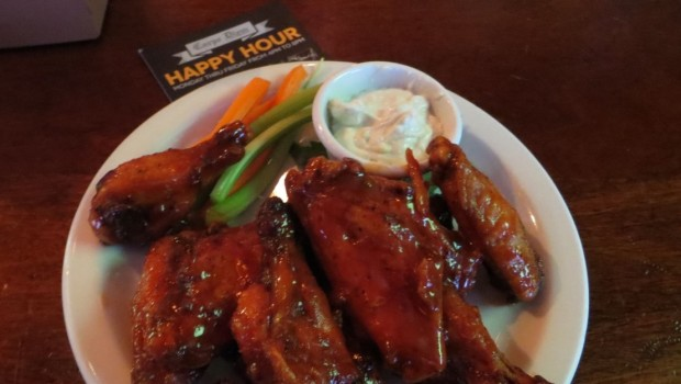 "RAVE — ""Best Wings in Hoboken"" at Carpe Diem"