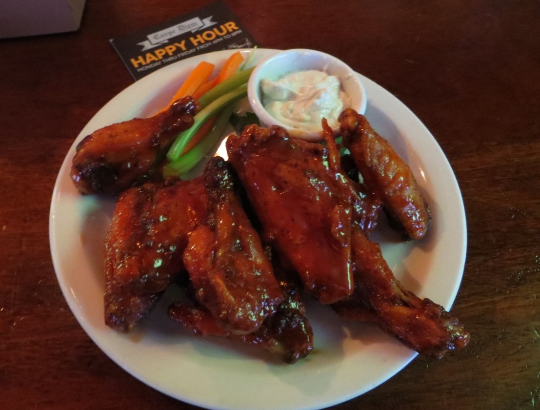 Carpe Diem Wings