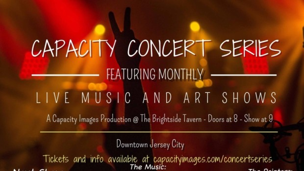 Capacity Concert Series Kicks Off at JC's Brightside Tavern — SATURDAY