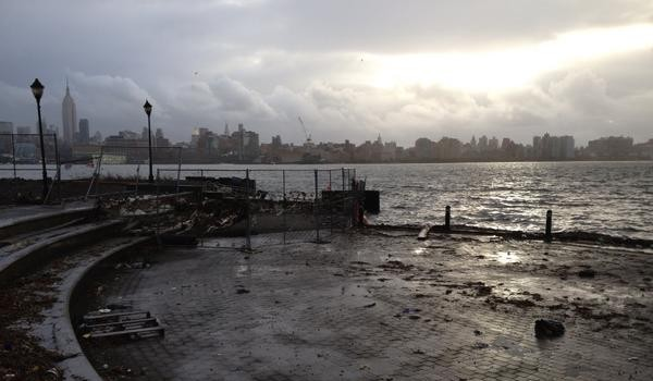 ROLE MODEL: Hoboken Getting Nod From the United Nations for Flood Preparedness