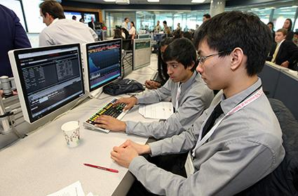 Stevens Institute of Technology to Host NYC and NJ High Schoolers at High-Tech Trading Day Competition