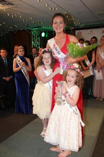 New York Rose of Tralee Sophie Colgan (Margaret Purcell-Roddy photo)