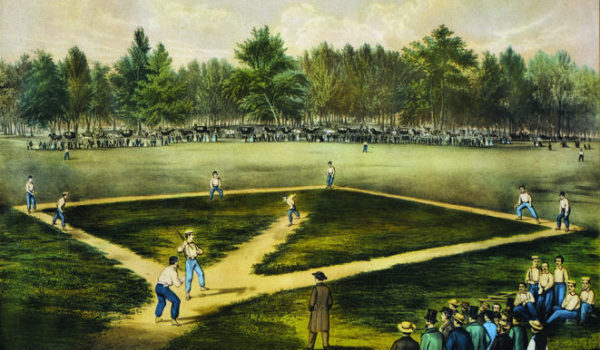 HOBOKEN NINE CELEBRATE 172 YEARS OF 'BASE BALL': Saturday, June 16th at Stevens