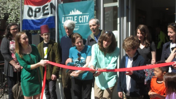 Big Opening for Little City Books