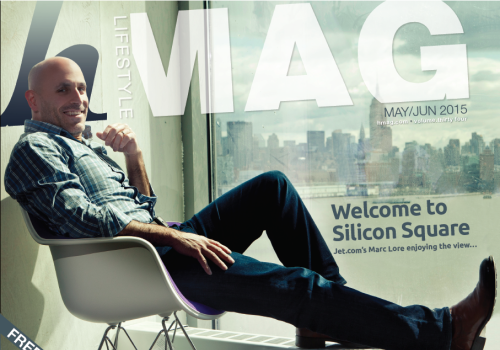 Welcome to Silicon Square — Jet.com's Marc Lore and the Latest Issue of hMAG