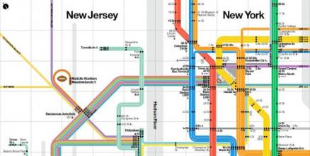 Nj Subway Map.Putting Hoboken On The Map Should Nyc Have To Publicly Acknowledge