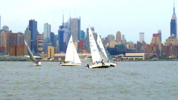 Hoboken Sailing Club Information Session & Happy Hour—TONIGHT @ PIER 13