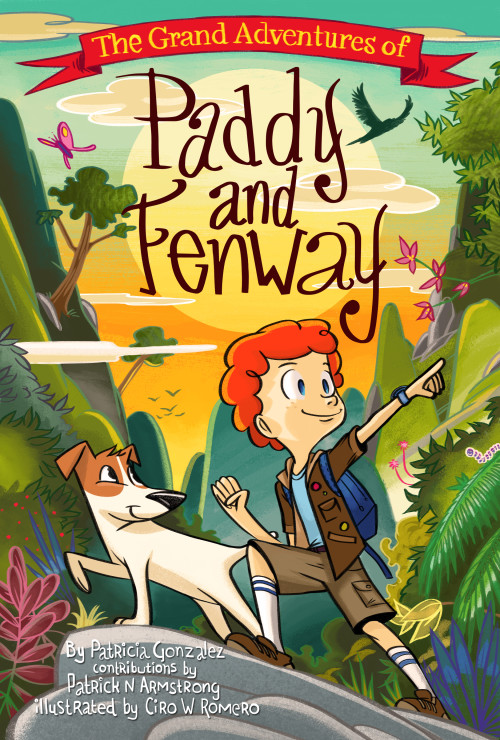 Paddy and Fenway_Cover