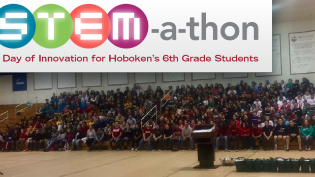 "Stevens Hosts Hoboken 6th Graders for ""STEM-a-thon"""