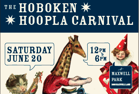 "Mile Square Theatre ""Hoboken Hoopla"" Carnival — SATURDAY @ Maxwell Park"