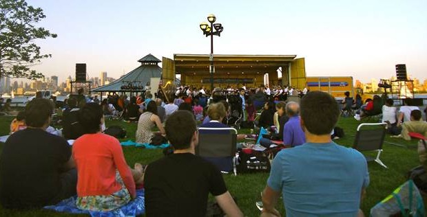 TONIGHT @ Pier A — Free Concert by the New Jersey Symphony Orchestra