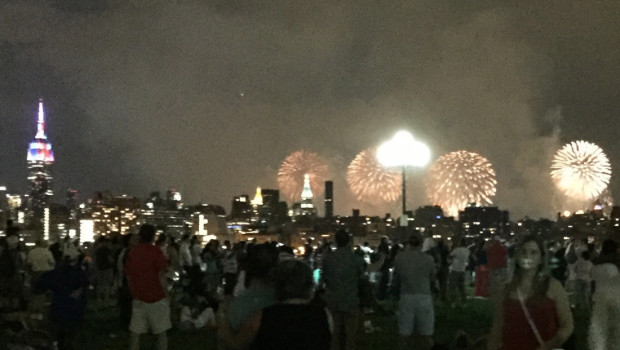 VERDICT: Yeah, You Can Pretty Much See the East River Fireworks From Hoboken