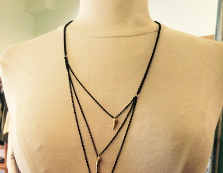 Necklace from K/LLER ($180)