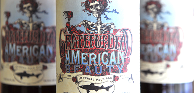 "Say ""Fare Thee Well"" to the Grateful Dead at Cork City — American Beauty Pale Ale on Tap"