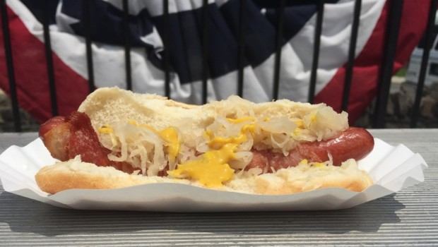 """The Love Dog"" — Hoboken Little League Field House Grill"