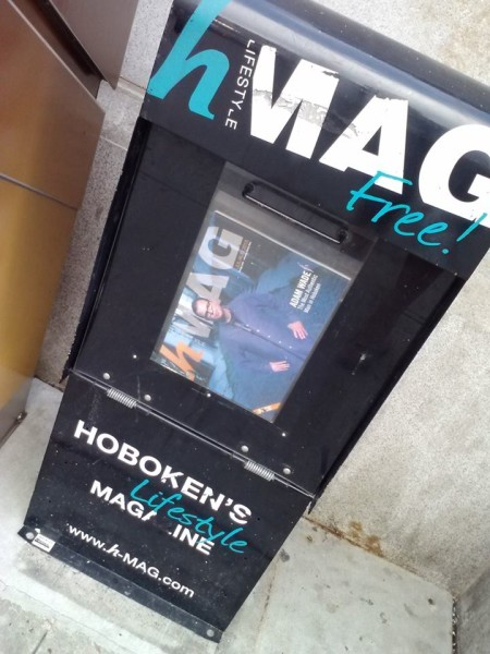 New hMAG on the streets NOW!!!  (photo by Craig Wallace Dale)