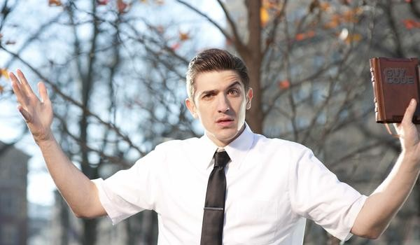 "Comedian Andrew Schulz (MTV's ""Guy Code"") Comes to Maxwell's — Aug. 20"