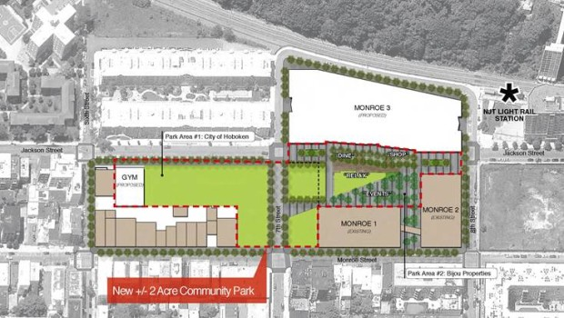 Public Meeting for Northwest Redevelopment Area — Aug 31st