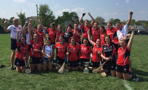 Hoboken Guards Camogie—now the Liberty Gaels—North American Champs!!!