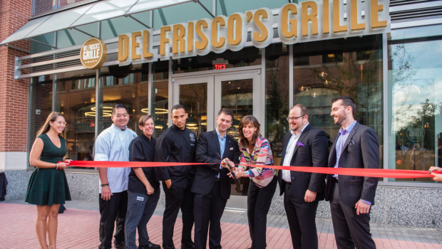 Del Frisco's Grille Hoboken is OPEN