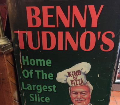Since 1968, Benny Tudino's has been a staple of the Hoboken community.