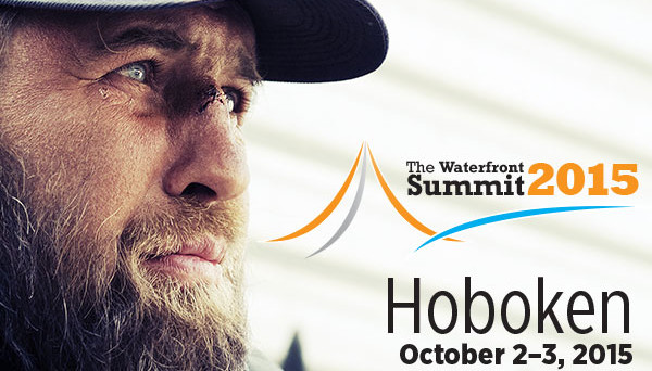 PART OF THE SOLUTION: The Waterfront Project's Summit on Homelessness — OCTOBER 2-3
