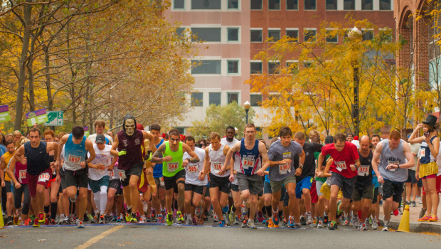 RUNNING SCARED: HoBOOken 5K Halloween Run – SATURDAY, OCTOBER 29