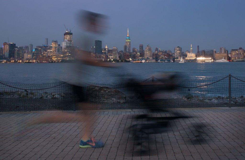 Modern Hoboken Man — Craig Wallace Dale photo