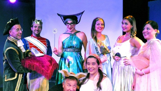 "Hudson Theatre Ensemble's ""Silly on Sixth"" to Perform ""Cinderella! Cinderella!"""