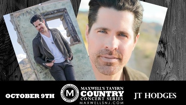 HOBOKEN HOEDOWN: Country Music Star JT Hodges Plays Maxwell's — THIS FRIDAY