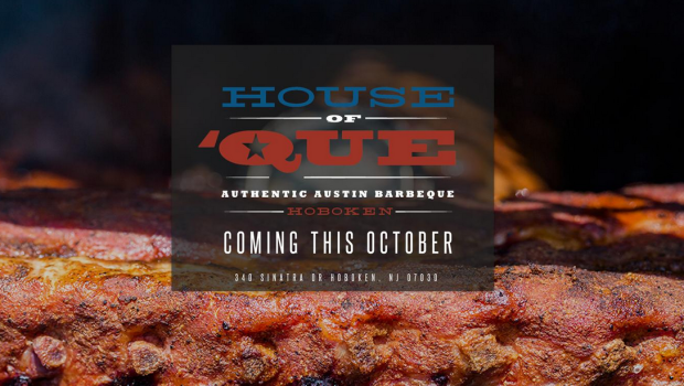 House of 'Que Coming to Hoboken Waterfront