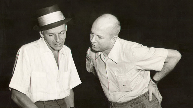 "FRIDAYS ARE FOR FRANK: Frank Sinatra & Jimmy Van Heusen — ""Swinging on a Star"""