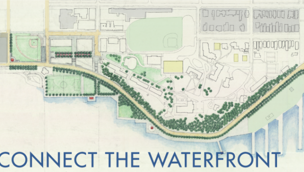 BETTER WATERFRONT, BIGGER BIRTHDAY — The Fund for a Better Waterfront Will Hold its 25th Anniversary Celebration on October 22