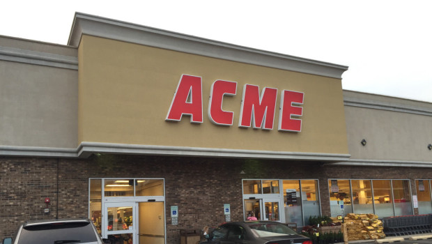 CHANGE AT THE CHECKOUT: Acme Officially Moves Into Hoboken A&P