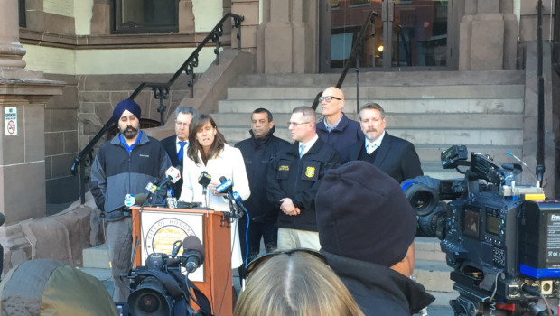"Hoboken Water Main Break to Impact Residents ""Through the Thanksgiving Holiday"""