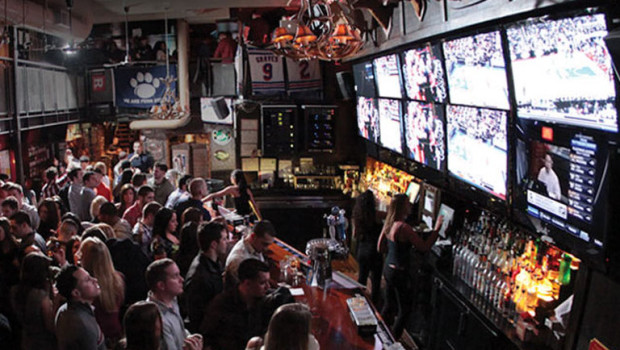 TV, HELL or HOBOKEN: Bars, Televisions and the War on Small Talk