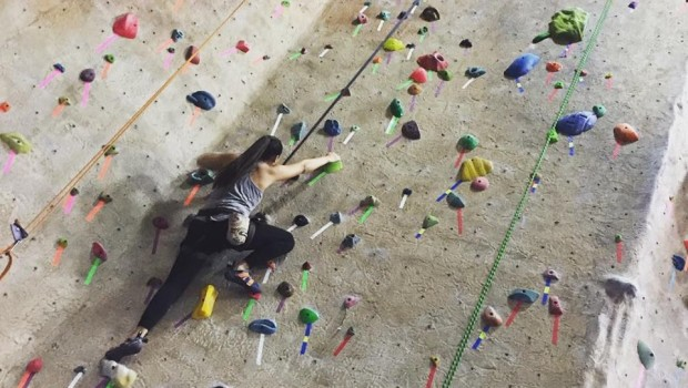 Gravity Vault Indoor Rock Gym Overcomes Hoboken Zoning Climb